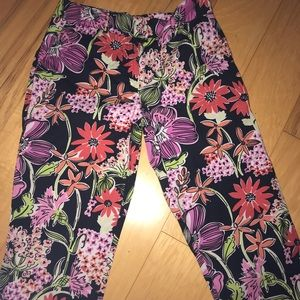 Lilly Pulitzer Pants - Lily Pulitzer cropped Capri's